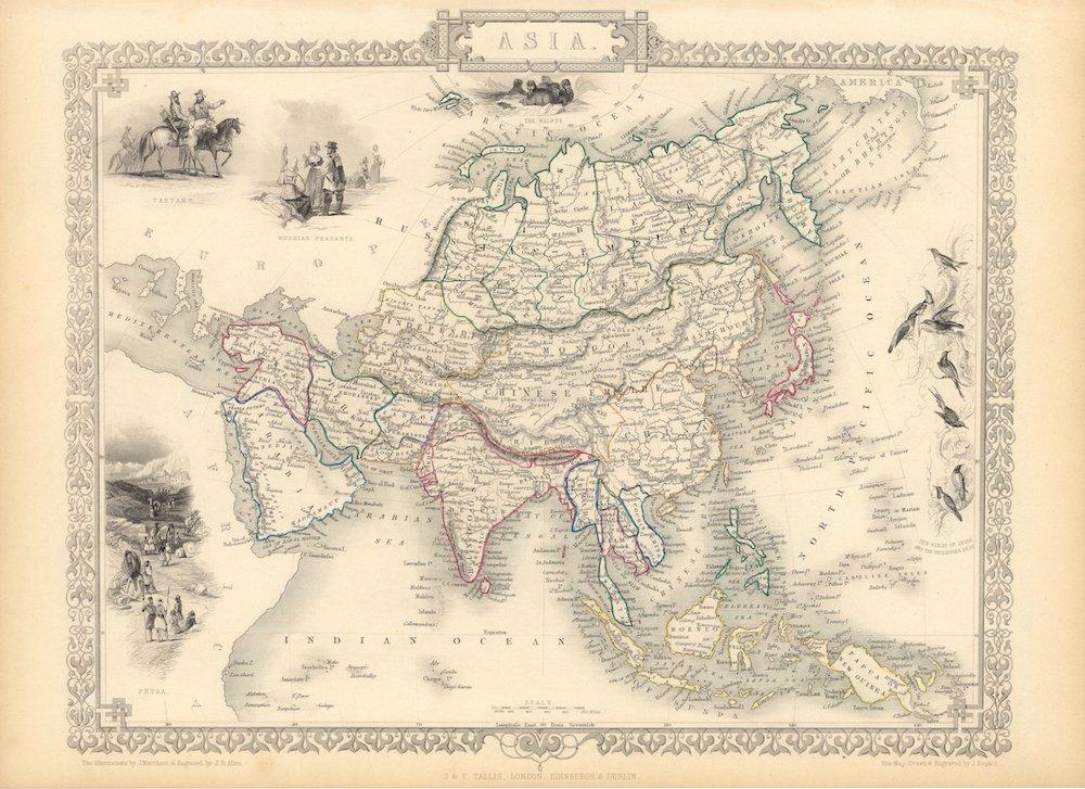 Maps at the Sumdo SARAI